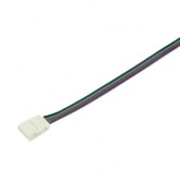 4 PIN 10mm Connector Cable for RGB LED Strips (12V)
