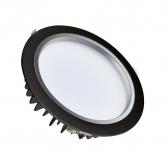 Black 30W Samsung LED Downlight