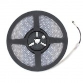 5m RGBW LED Strip 12V DC, SMD5050, 120LED/m, IP67