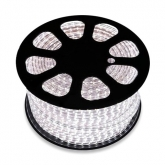 50m LED Strip in Warm White, 220V AC, SMD5050, 60 LED/m
