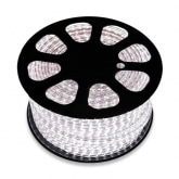 50m LED Strip in Daylight, 220V AC, SMD5050, 60 LED/m