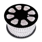 50m LED Strip in Yellow, 220V AC, SMD5050, 60 LED/m