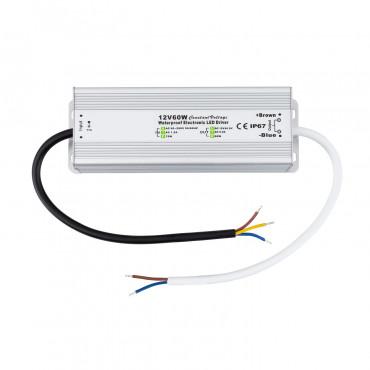 12V P060D Power Supply / Transformer (IP67)