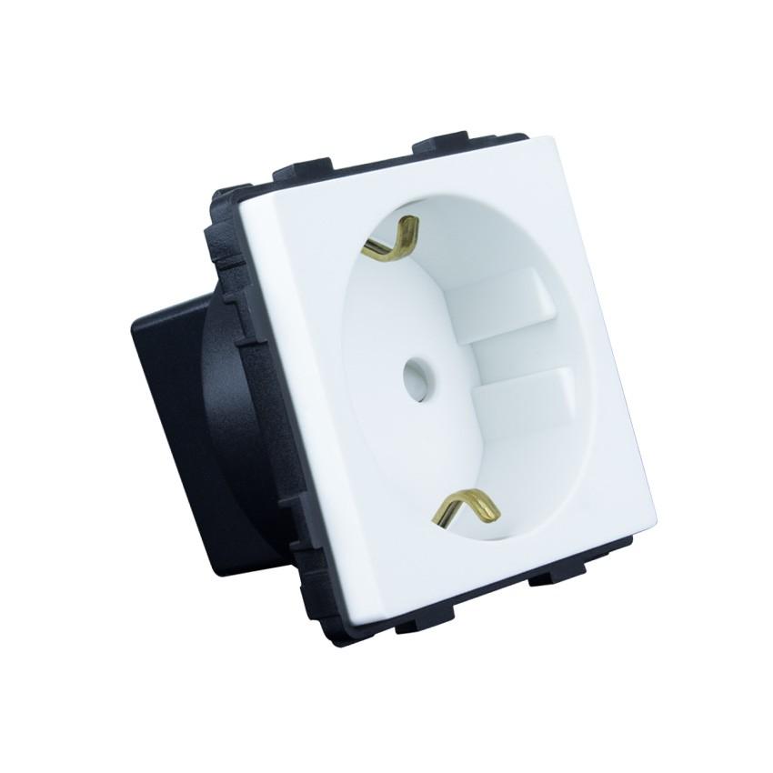 Shuko Plug Socket (Type F) Modern