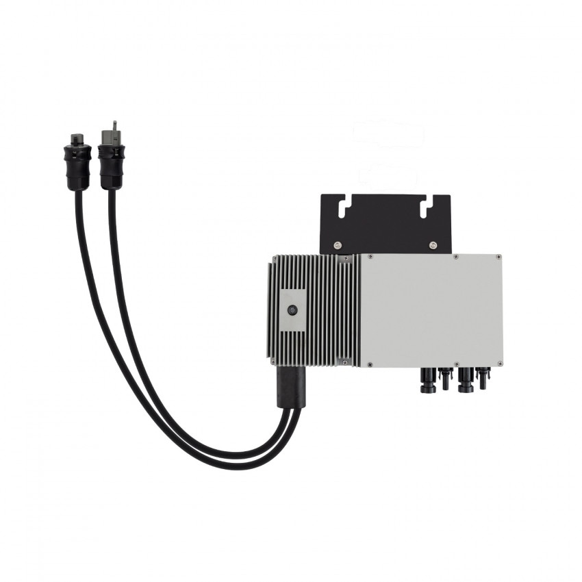 600W Single-phase Microinverter for Mains Connection