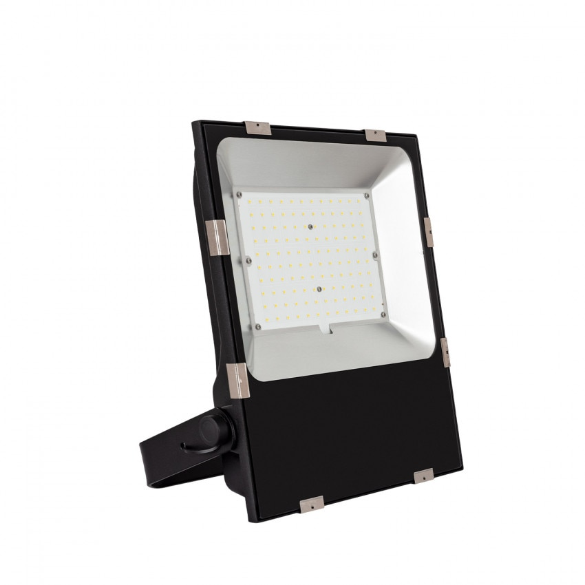 100W 120º 145 lm/W IP65 HE Slim PRO Dimmable LED Floodlight