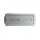 3W LED Emergency Light + Ceiling Kit & Permanent Light