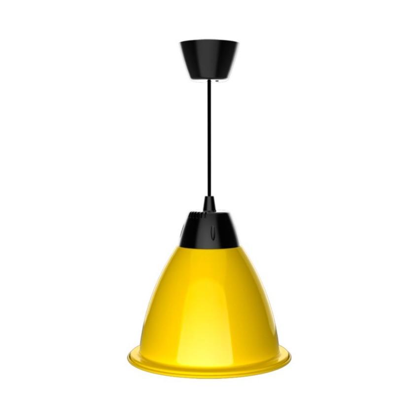 35W Yellow Alabama LED pendant lamp