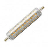Slim 118mm R7S 10W LED Bulb (Dimmable)