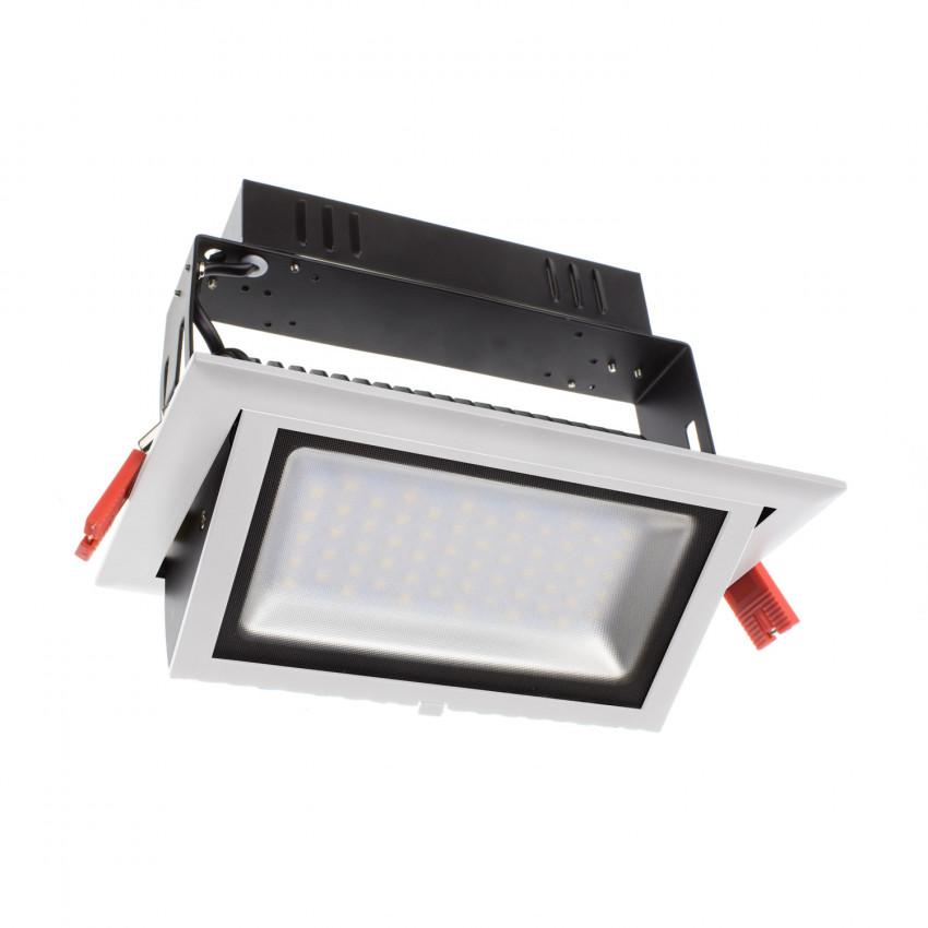 28W Adjustable SAMSUNG LED Spotlight Projector Rectangular Design (120lm/W) - LIFUD