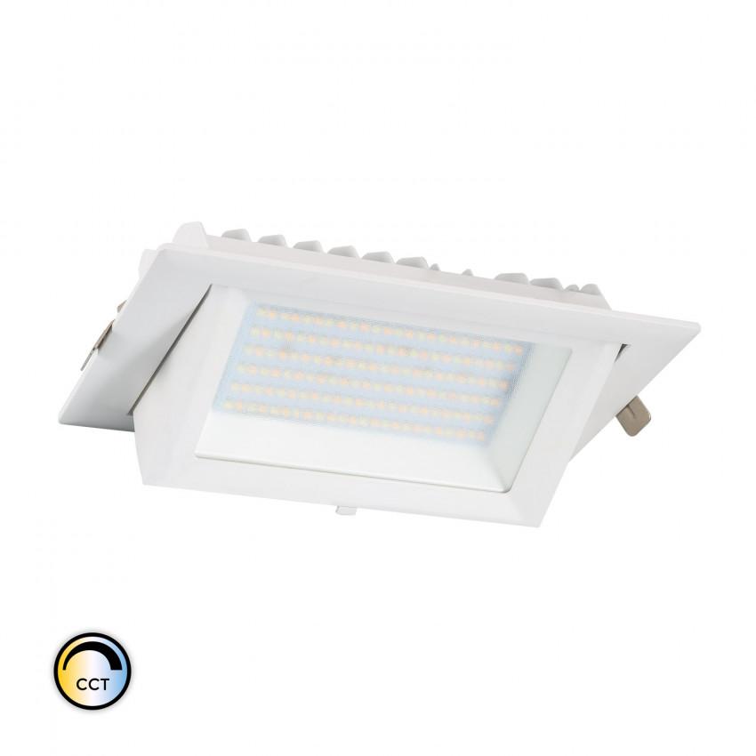 20W Rectangular SAMSUNG 130lm/W  LIFUD LED Spotlight with Selectable CCT