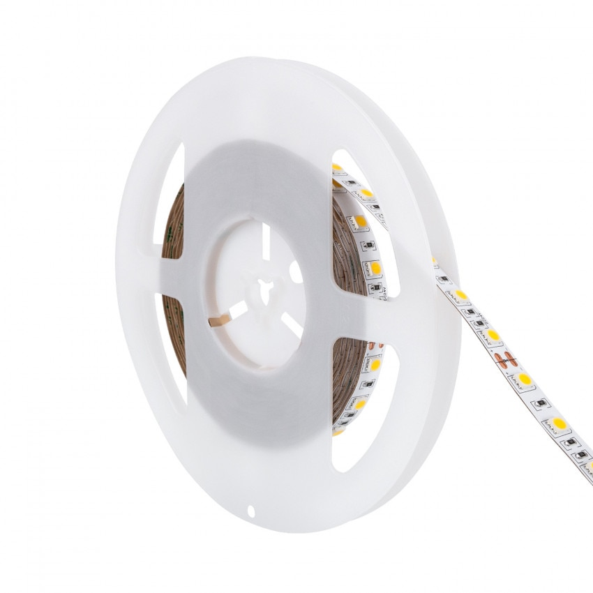 5m 24V DC SMD5050 60LED/m IP20 LED Strip