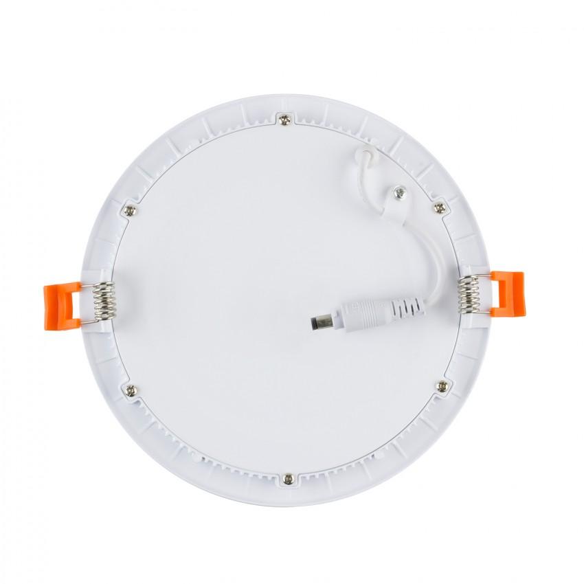 Round 9W UltraSlim LED Panel