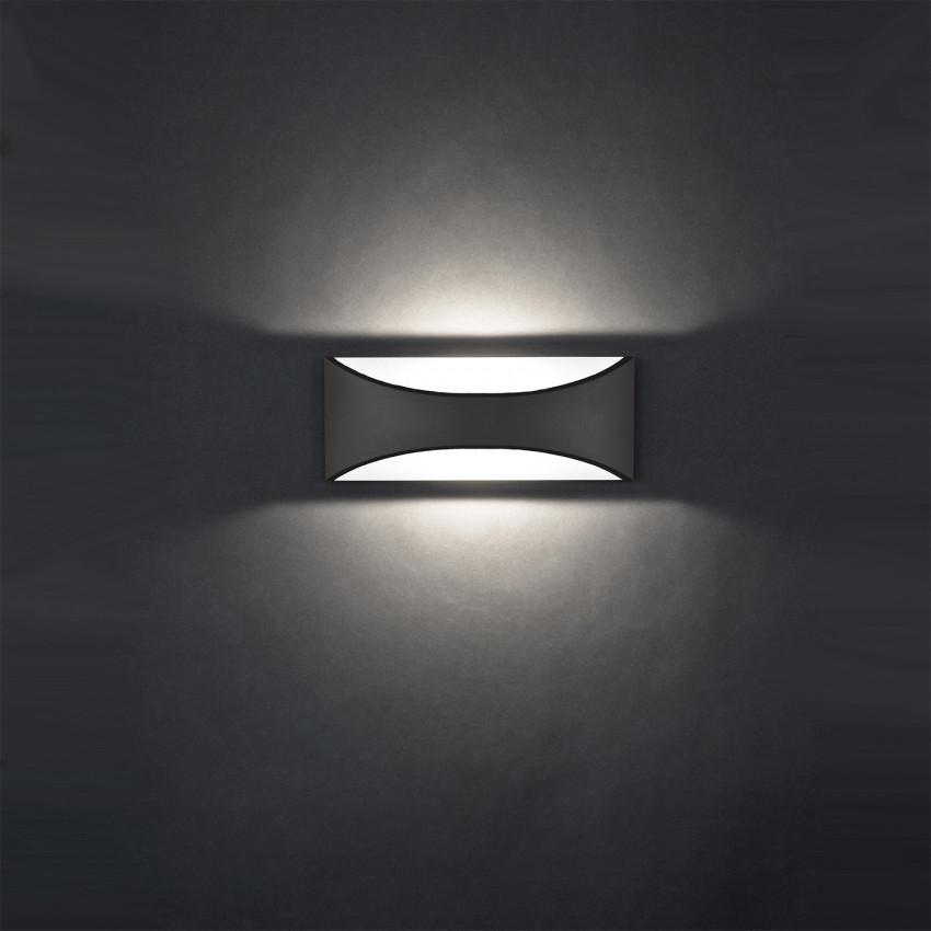 10W LEDS-C4 05-9894-14-CL Venus LED Wall Light IP65