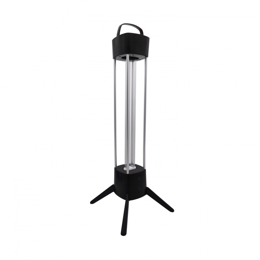 Table Lamp with PHILIPS UVC Germicidal 36W Tube for Disinfection with Presence Detector