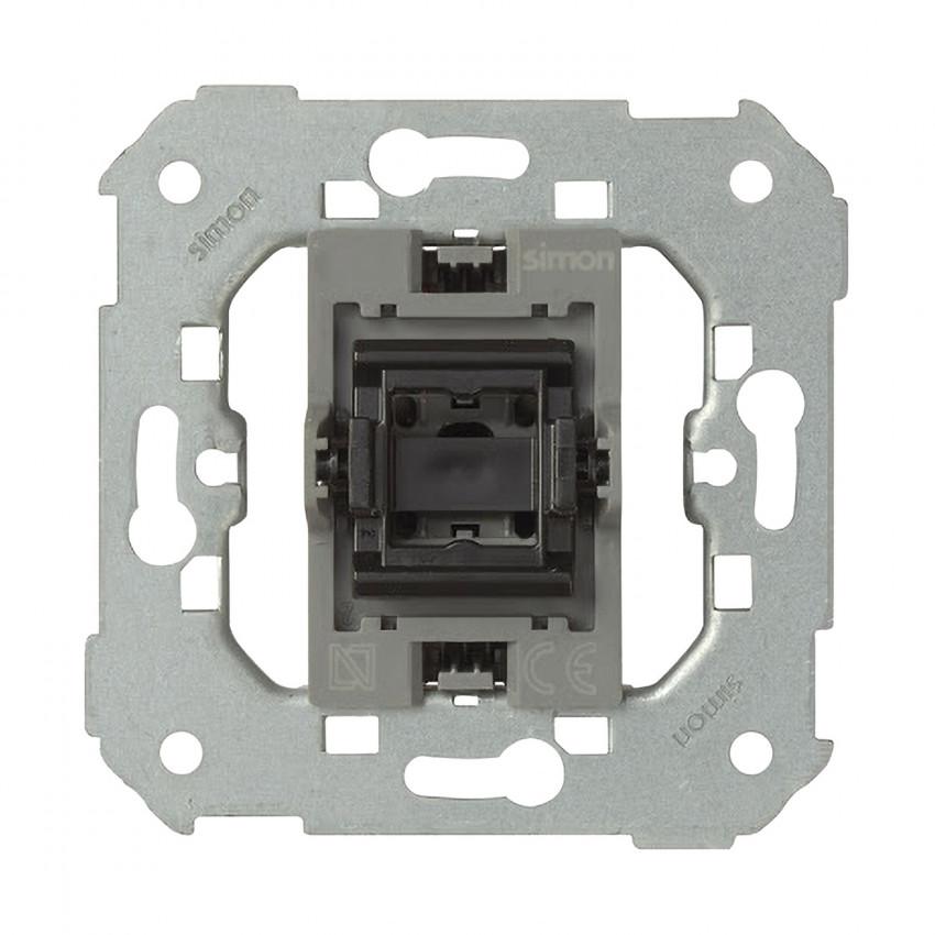 Simon 82 Simple Push Button Switch Mechanism
