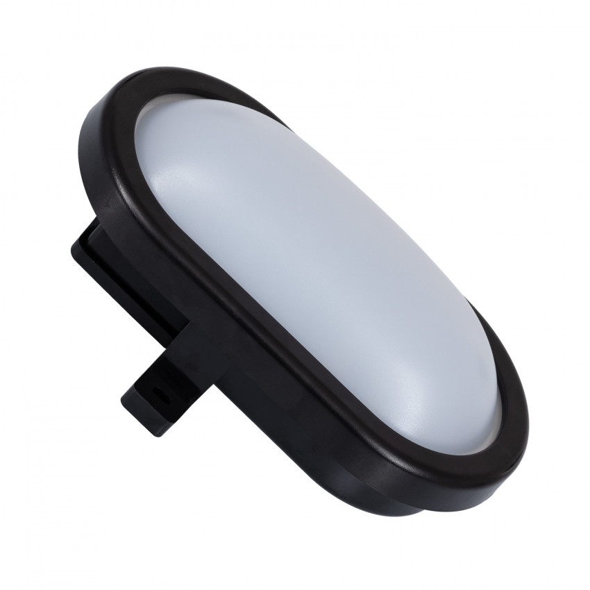 Black Oval New Hublot 12W LED Surface Panel