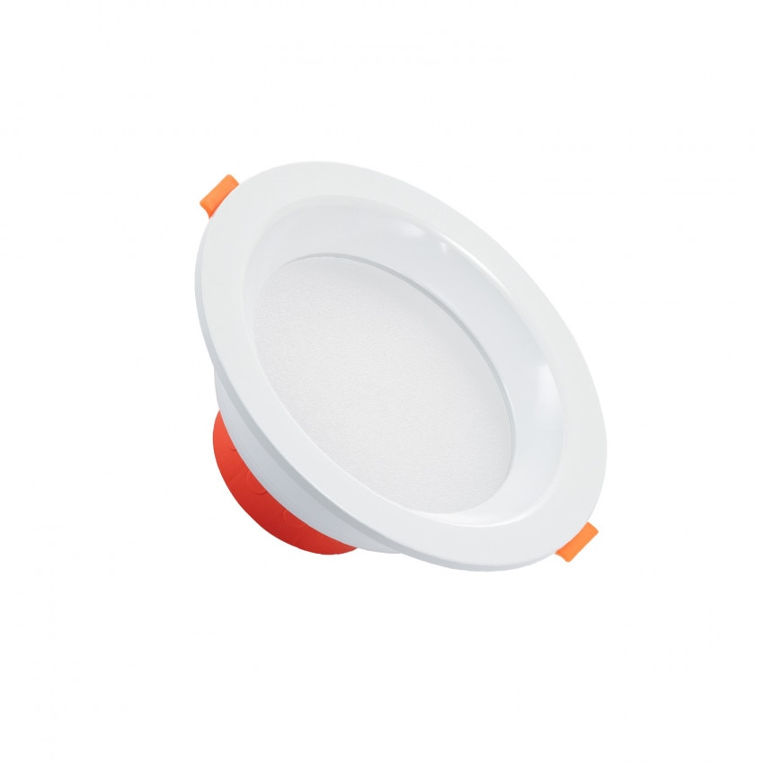 10W New Lux LED Downlight (UGR19) Ø 105mm Cut-Out
