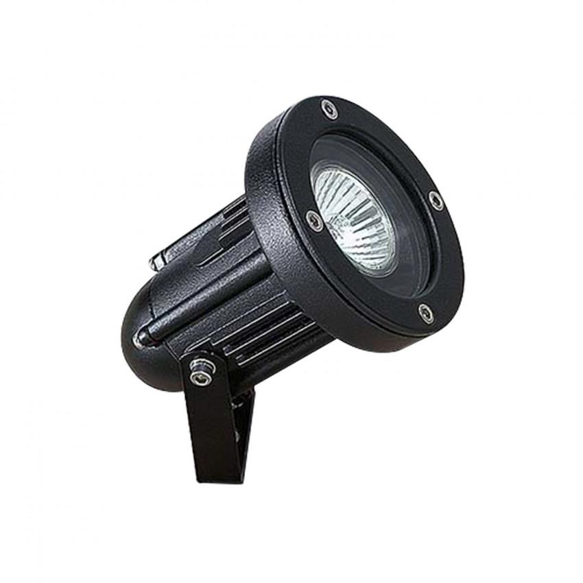 GU10 35W IP65 Helium Aluminium Spotlight LEDS-C4 05-9640-05-37