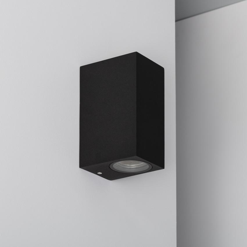 Black Miseno Up-Down Wall Light