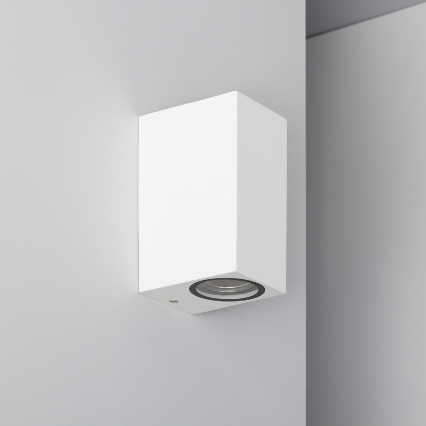 White Miseno Up-Down Wall Light