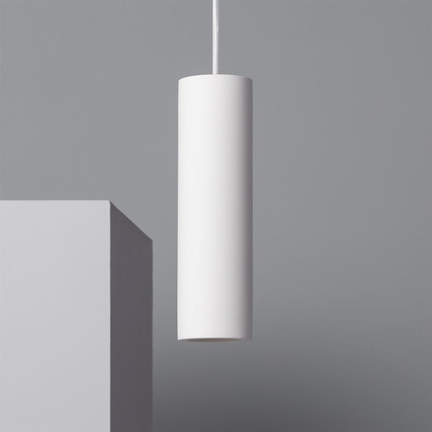 Hanging Garnet Lamp