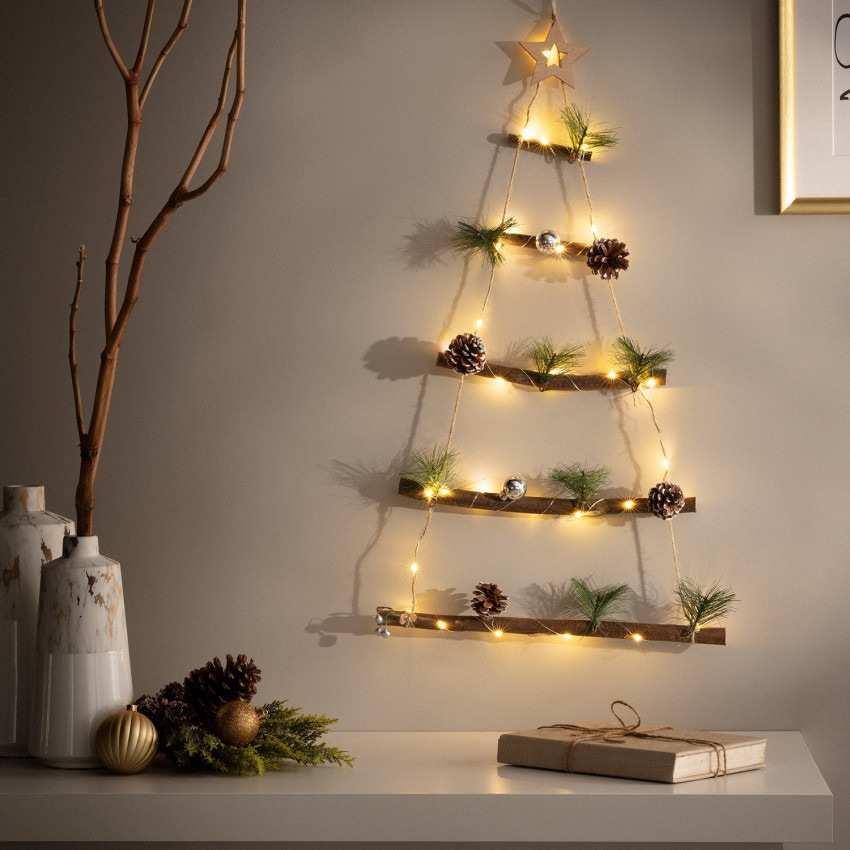 Woody LED Christmas Tree