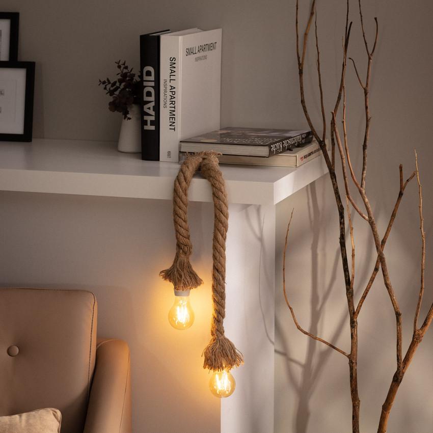 2 Spotlight Kamba LED Pendant Garlant