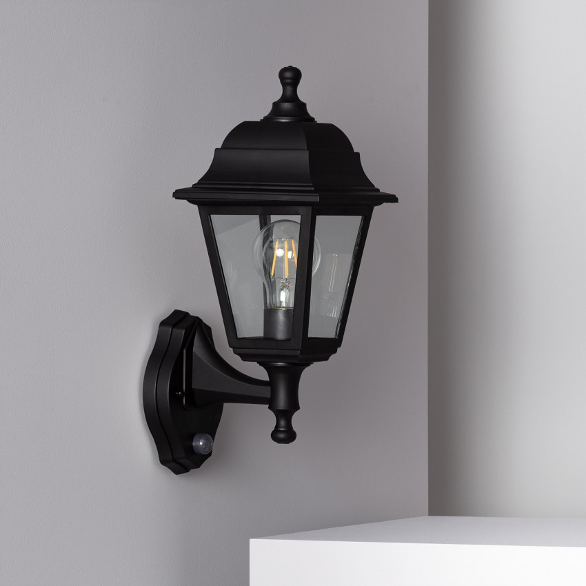 Mini Villa Wall Lamp with PIR Motion Detector