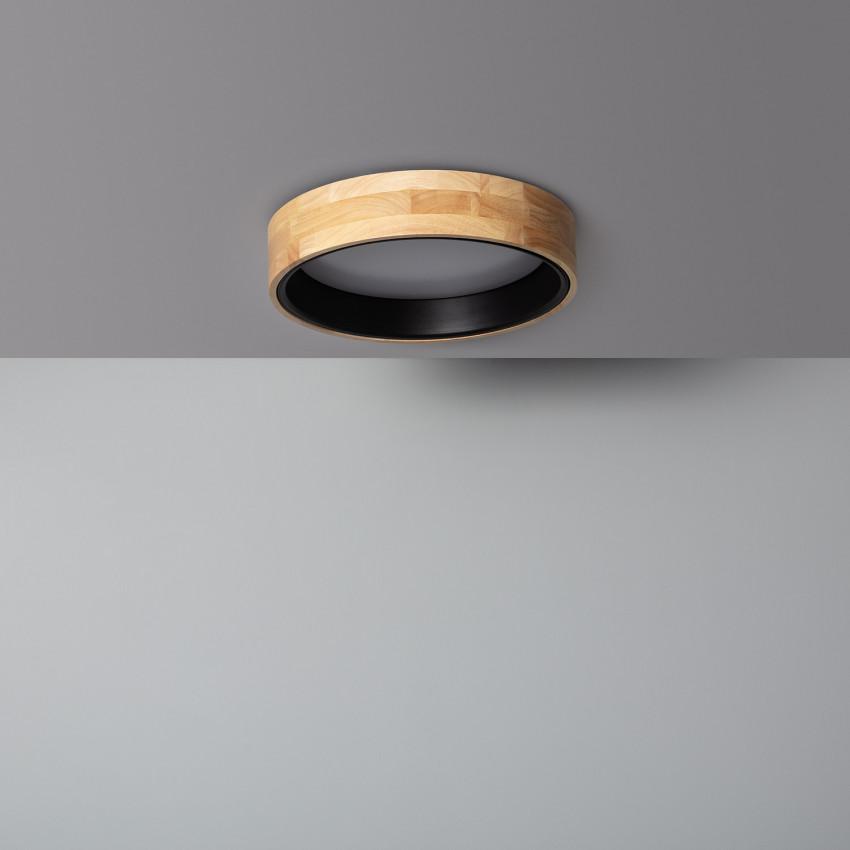 Round 15W CCT Dari LED Surface Light