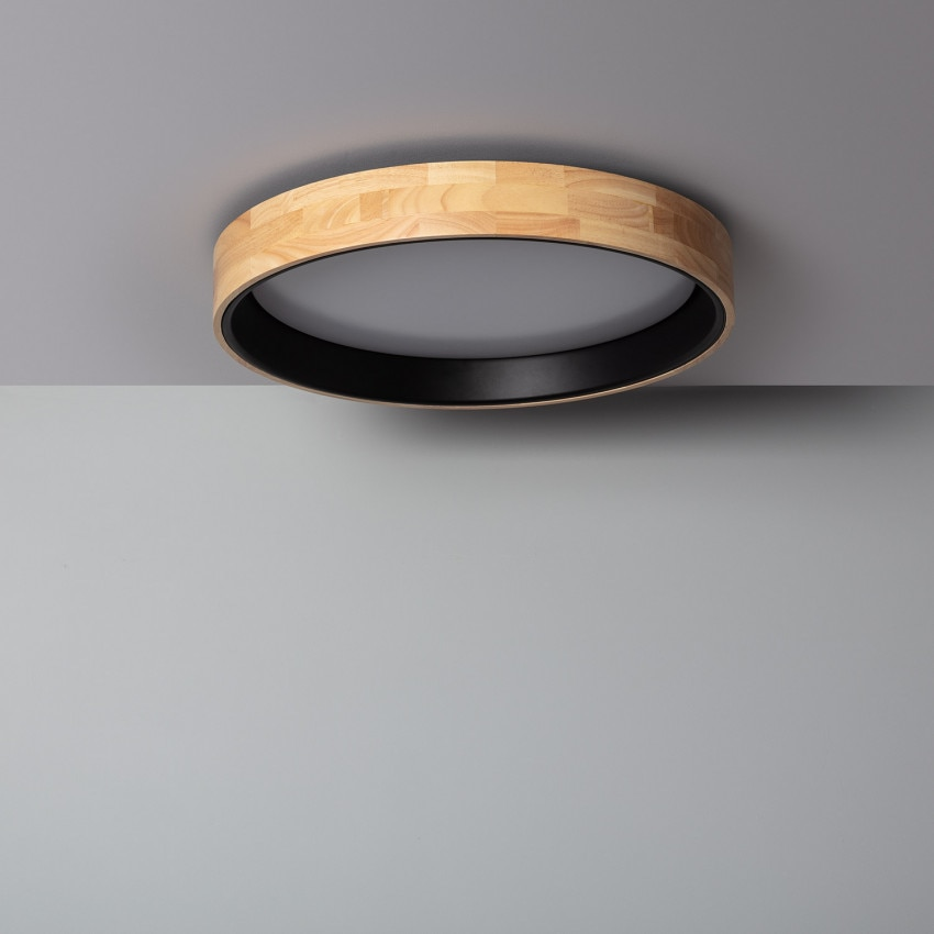 Round 30W Dari CCT LED Surface Light