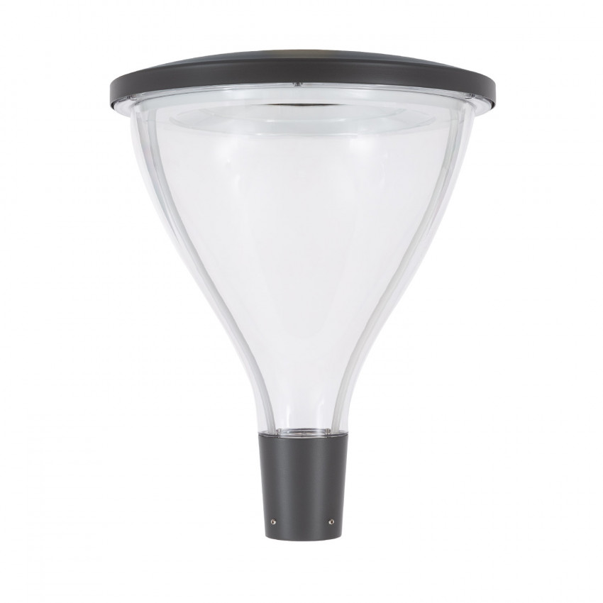 40W Clear Garden LUMILEDS MEAN WELL Programable LED Street Light
