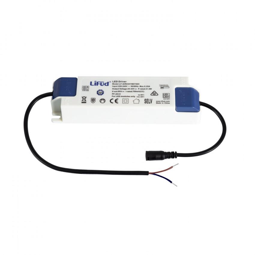 Driver LIFUD  220-240V Output 25-42V 750mA 31.5W LF-GIR030YM