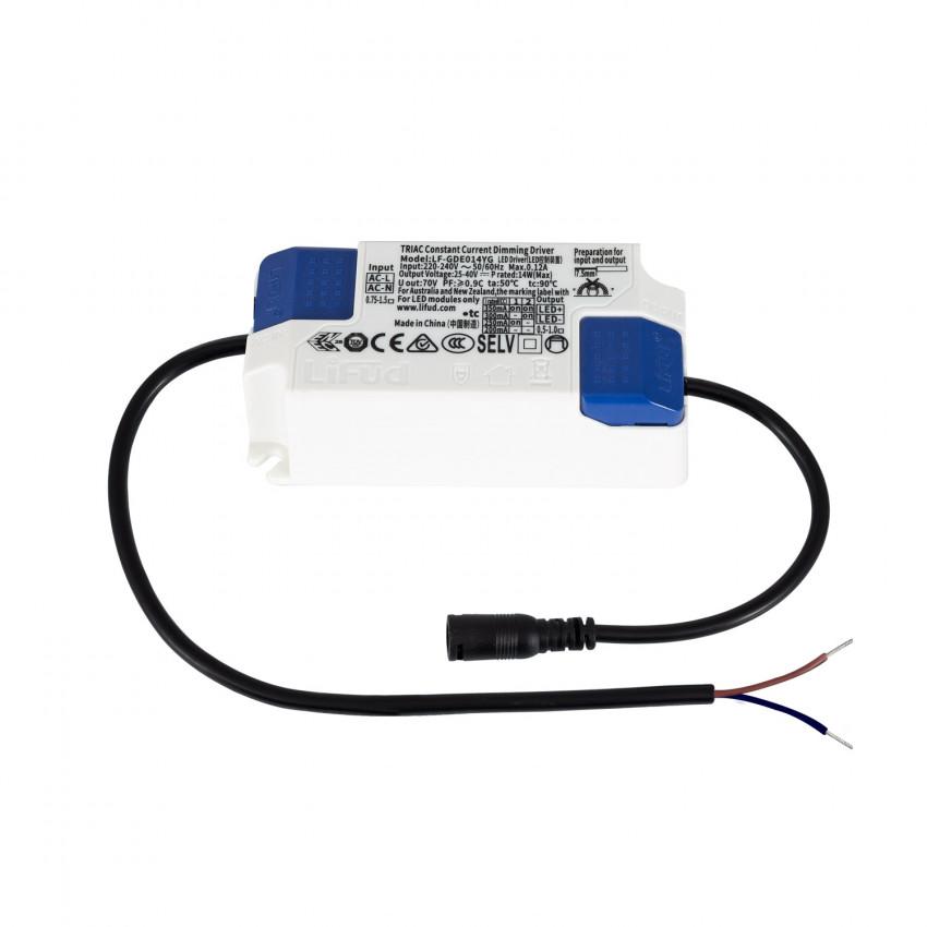 8-14W 25-40V Output 220-240V 200-350mA Flicker-Free TRIAC Dimmable LIFUD Driver LF-GDE014YG