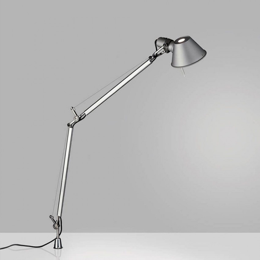 ARTEMIDE Tolomeo Table Lamp with Fixed Support