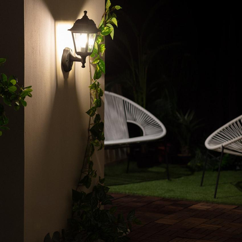 Mini Villa Wall Light with Upper Support