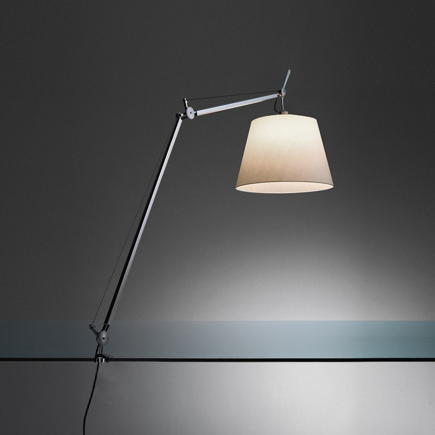 ARTEMIDE Tolomeo Mega Table Lamp with Fixed Support with Switch