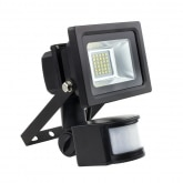 10W SMD Floodlight with a Detector (120lm/W)