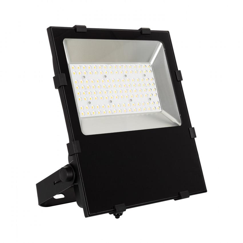 100W 145 lm/W HE Slim PRO 90º Dimmable Triac LED Floodlight