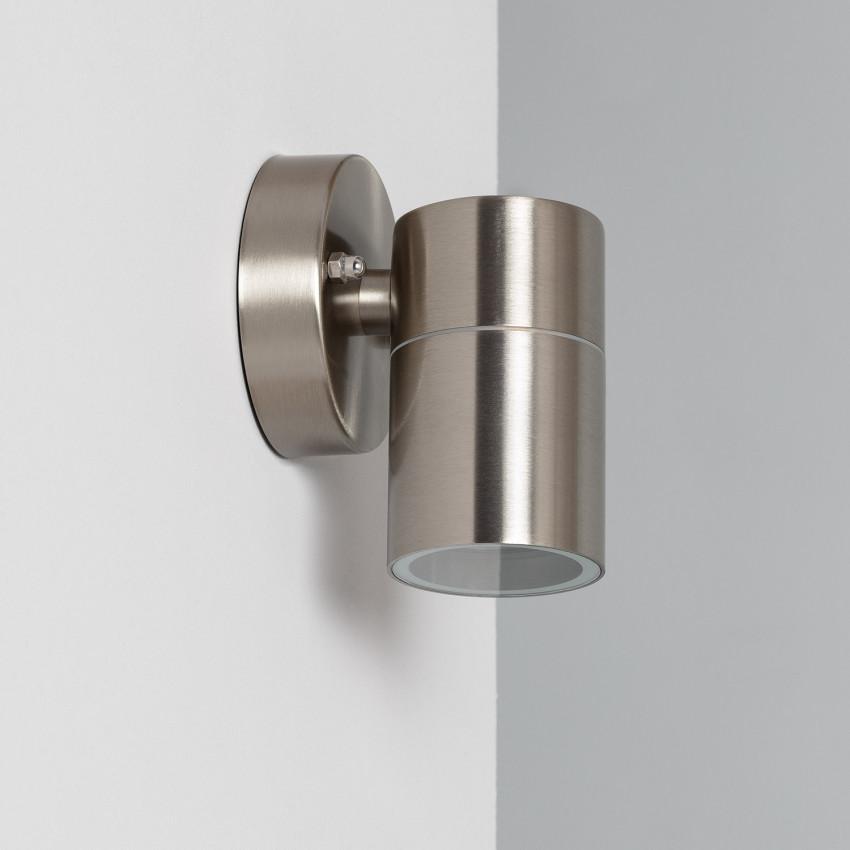 Satin Stainless Steel Wall light