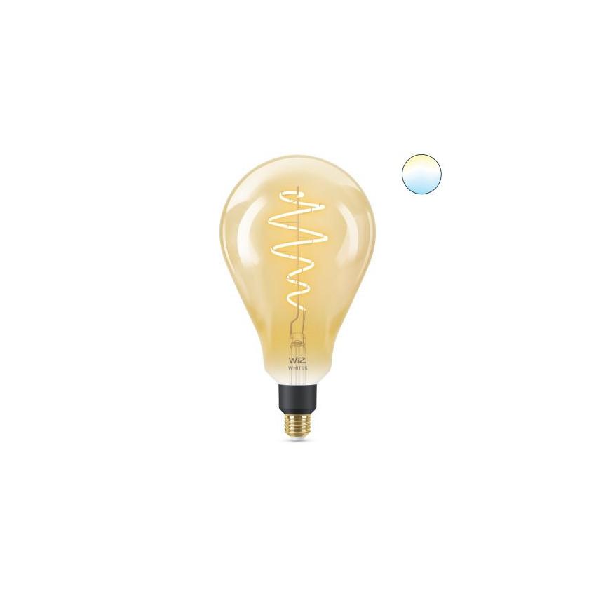6.5W E27 PS160 Smart WiFi WIZ CCT Dimmable LED Vintage Filament Bulb