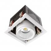 Adjustable 30W COB LED Grill Spotlight