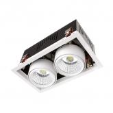 Adjustable 60W COB LED Spotlight