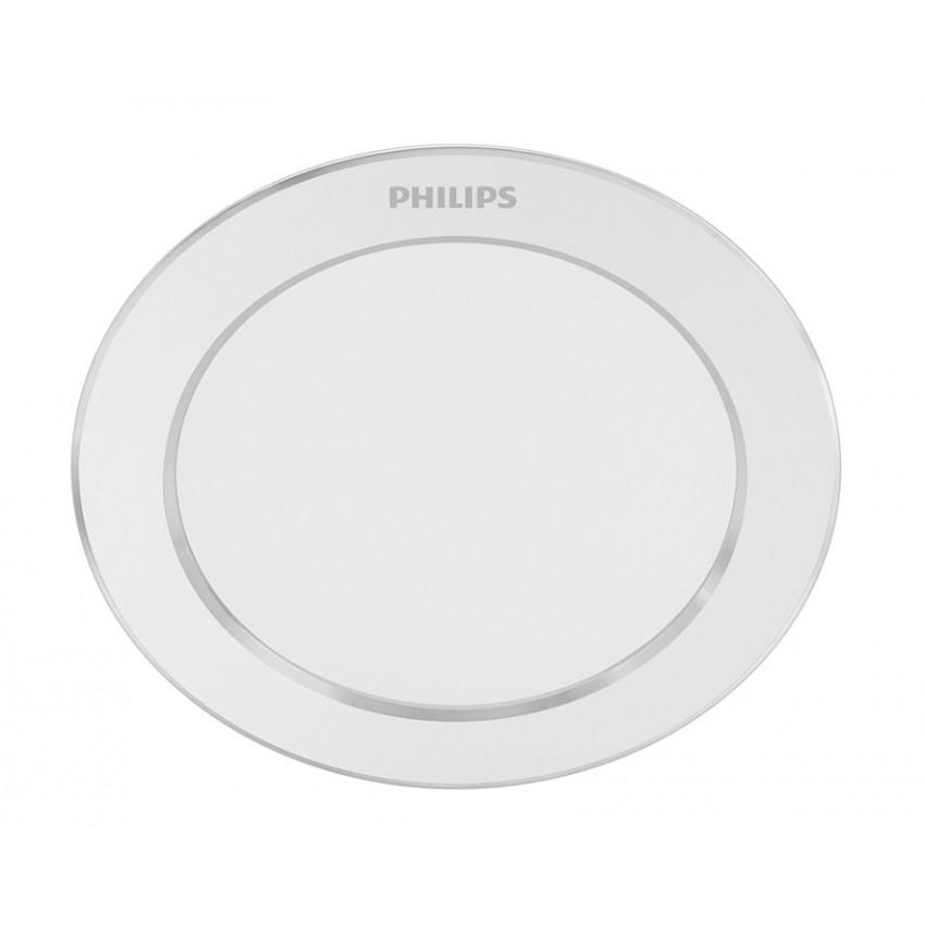 5W PHILIPS Downlight LED Diamond Ø 90mm Cut-Out
