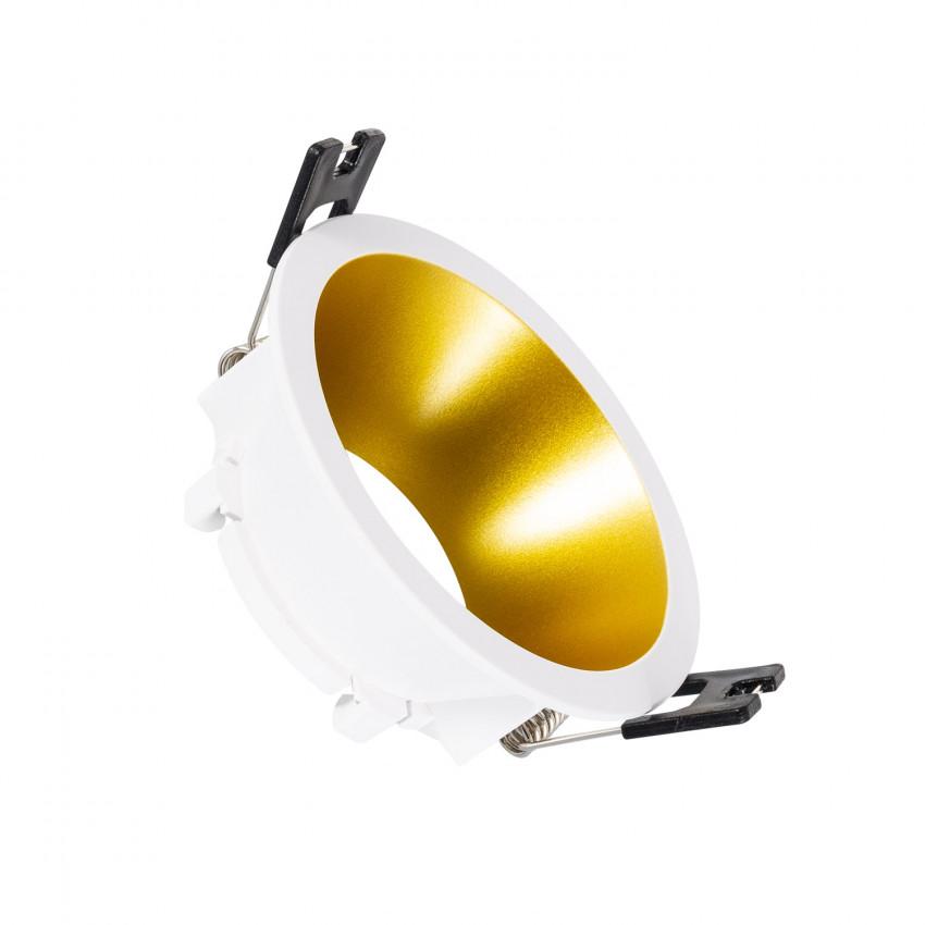Downlight Ring Conical PC for LED Bulb GU10 / GU5.3