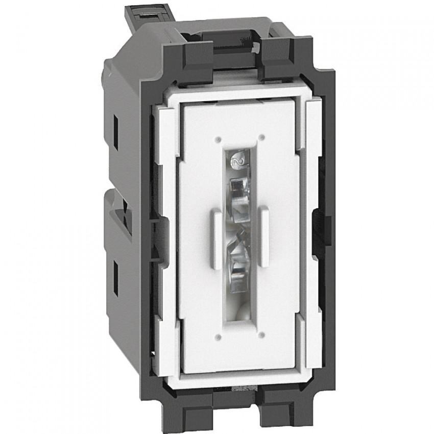 BTicino Living Now  K4003A 10 AX 250V AC 1 Module Switch Mechanism