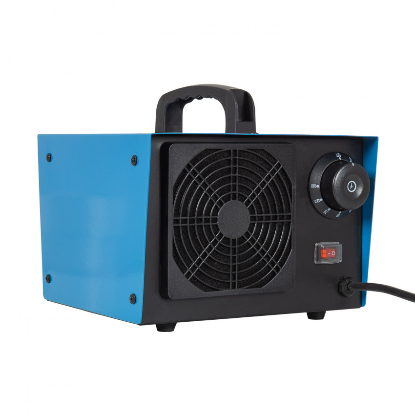 100W Ozone Germicidal Machine for Disinfection with Timer 10g/h