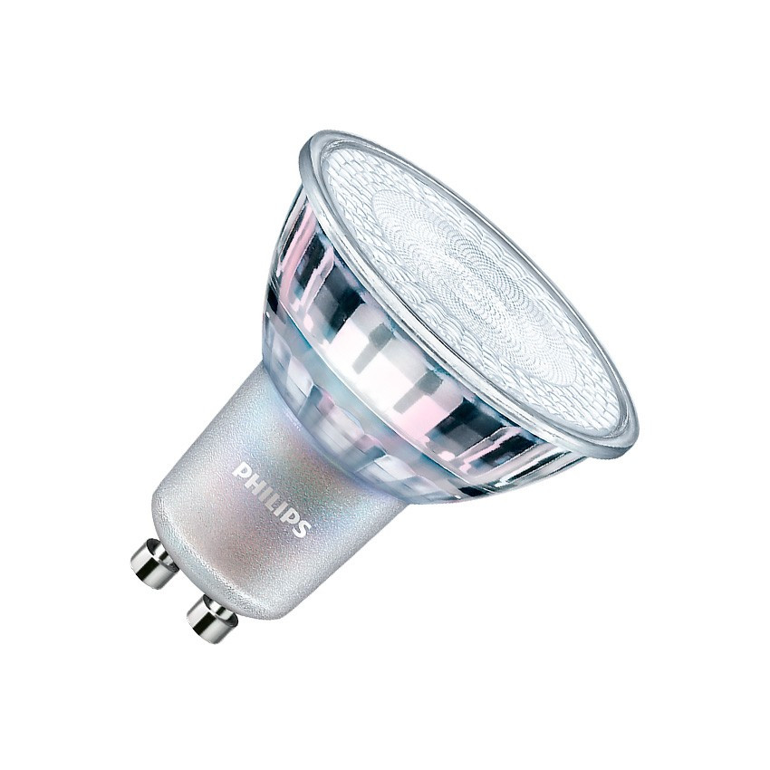 GU10 LED dimmable Philips bulbs