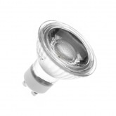 Glass GU10 5W COB LED Bulb (220V)
