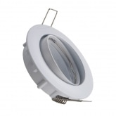 Round Tilting 84mm Halo Downlight